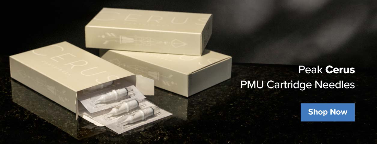 Peak Cerus PMU Cartridge Needles