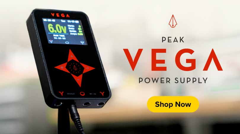 Peak Vega Power Supply