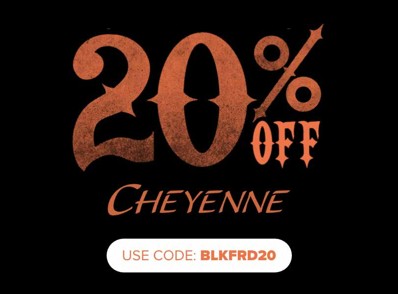 Black Friday Sale Cheyenne